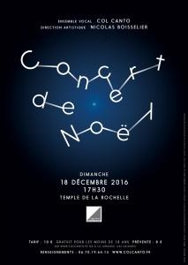 Concert de Noël Col Canto