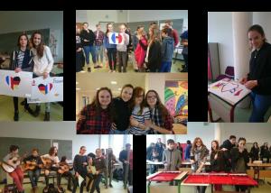 Voyage élèves 2017