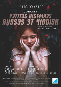 Concert col Canto juillet 2018