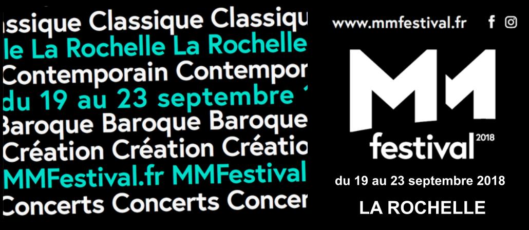 La Rochelle 2018 MMfestival