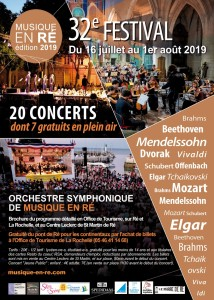 Concert juillet 2019